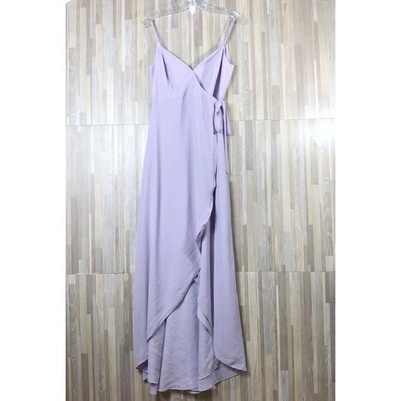 Show Me Your MuMu Dresses & Skirts - Show Me Your Mumu Mariah Wrap Maxi Dress XXS